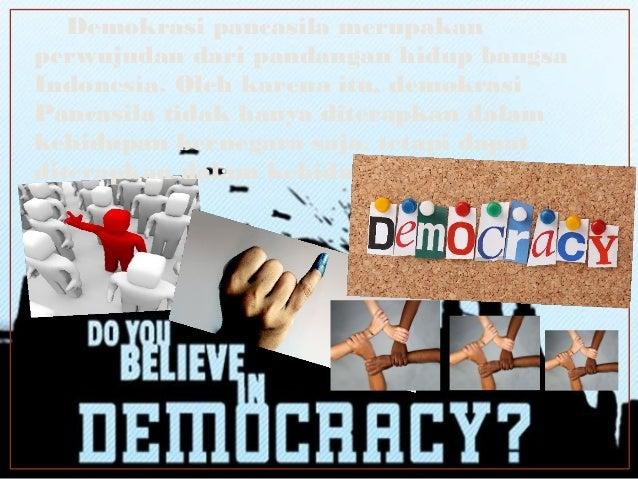 Pkn 'Menampilkan Prilaku Budaya Demokrasi Dalam Kehidupan ...