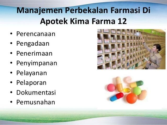 PT KIMIA FARMA MATARAM TRADING & DISTRIBUTION MATARAM