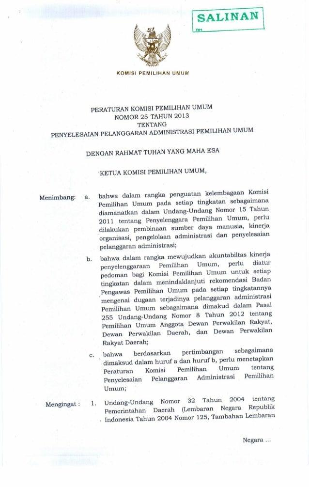 -2-  telah beberapa kali diubah, terakhir dengan UndangUndang Nomor 12 Tahun 2008 (Lembaran Negara Republik Indonesia Tahu...