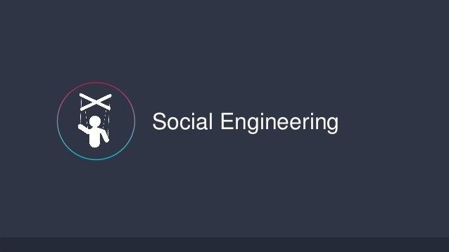 Se7en - Creative Powerpoint Template 9 Social Engineering Phishing Practice of sending emails Or creating sites appearing ...