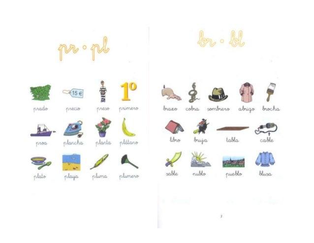 Dibujos Con La Trabada Br: IMAGENES Pl Pr-bl-br