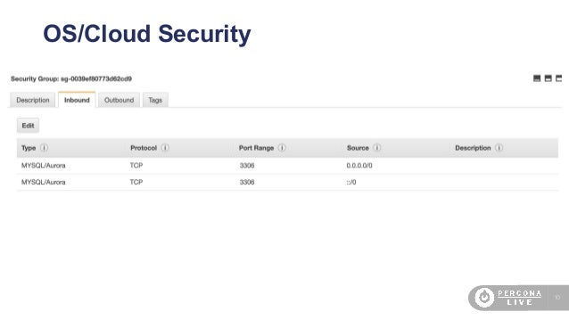 10 OS/Cloud Security