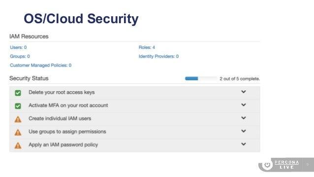 9 OS/Cloud Security