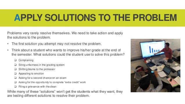 ideal problem solving model bransford and stein