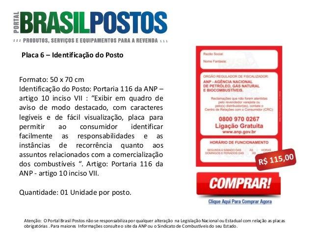 portaria 116 anp pdf