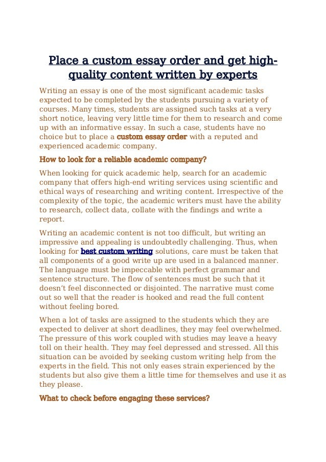 Custom papers editor site for mba
