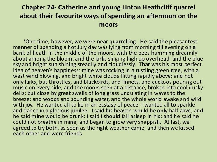 the unwanted villain in wuthering heights essay Wuthering heights in wuthering heights by emily bronte, there are two main estates of thrushcross grange and wuthering heights  wuthering heights is nowhere as beautiful as the grange  everything relating to wuthering heights is almost always negative.