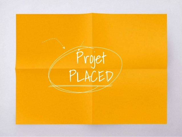 Projet PLACED