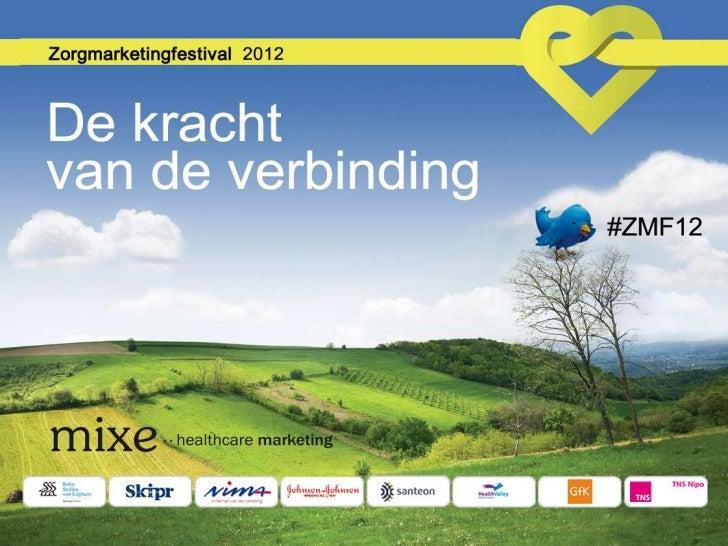 Zorgmarketingfestival 2012
