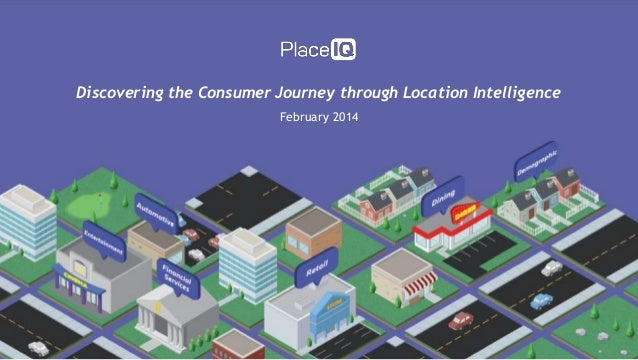Discovering the Consumer Journey through Location Intelligence February 2014