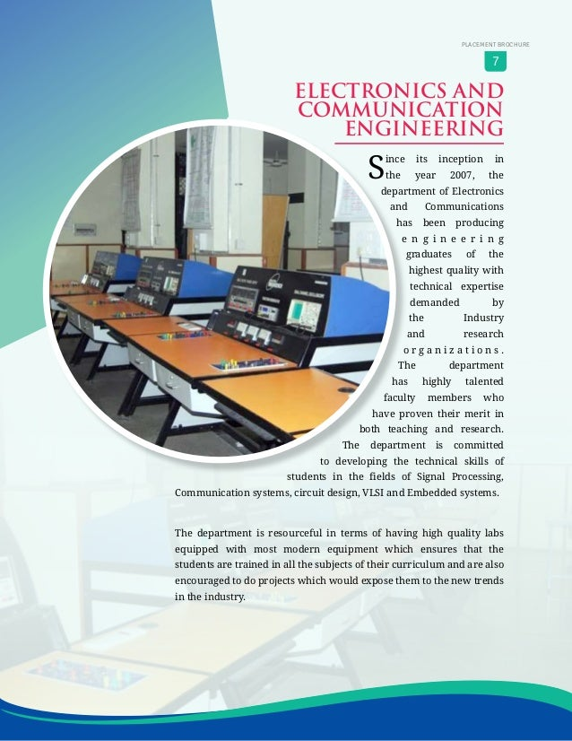Placement brochure gbpec okhla for Placement brochure design