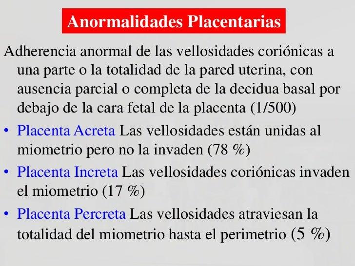Enfermedad Trofoblástica de la            GestaciónMOLA HIDATIFORME: proliferación anormal del trofoblasto (1/500-2000 emb...