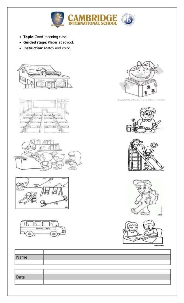 places at school. Black Bedroom Furniture Sets. Home Design Ideas