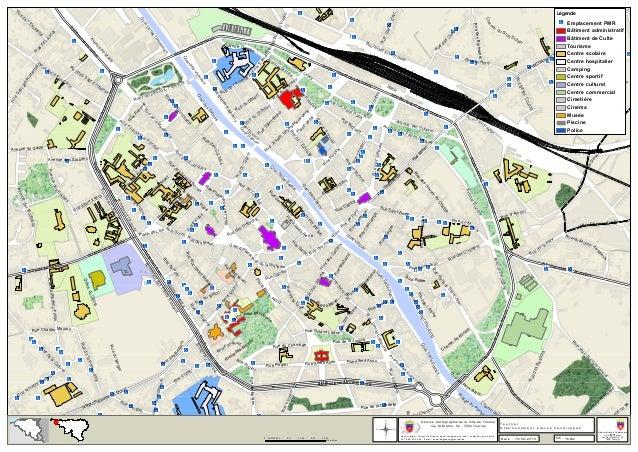 Centre Ville Tournai Commerces