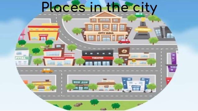 Places in the city
