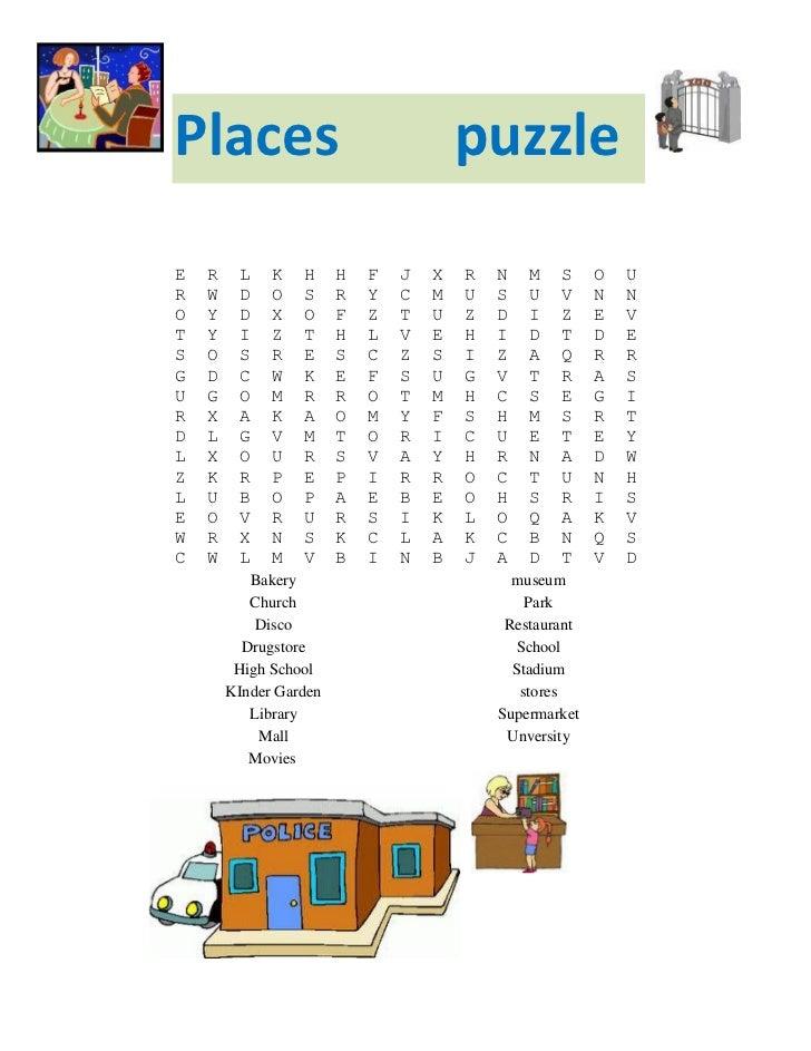 Places                                  puzzleE   R    L    K   H     H   F   J   X   R   N   M   S     O   UR   W    D   ...