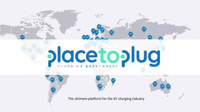 The ultimate platform for the EV charging industry