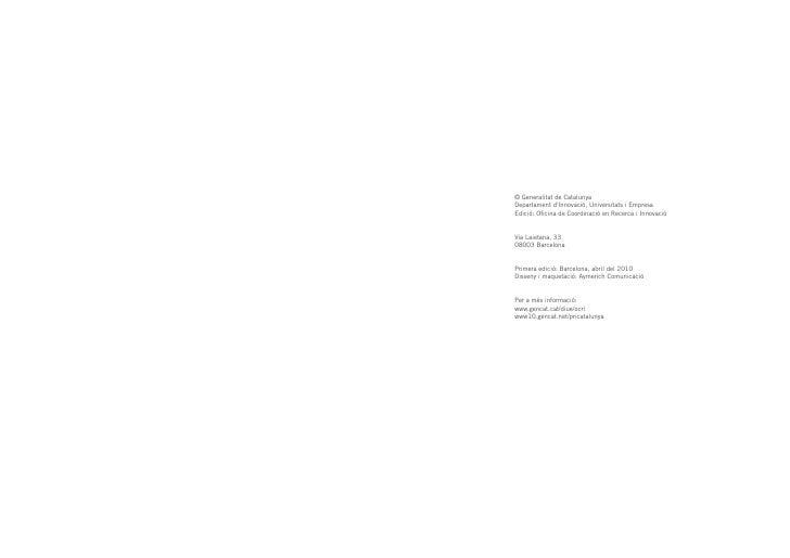 Pla De Recerca I Innovació (Pri) 2010 2013 Slide 2