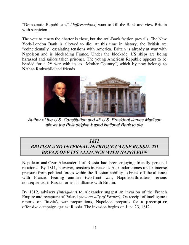 jeffersonians v federalists Federalists vs republicans after the independence of united states, federalist party was the first political party that came into existence the war against the british imperial powers did not let development of political parties in us.