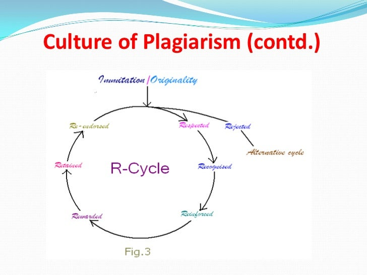 Cultural differences in plagiarism