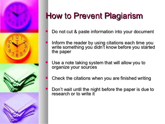 How to check if your essay is plagiarized