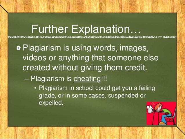 How do you avoid plagiarism? Paraphrase – Put information into your own words but remember to provide a citation.