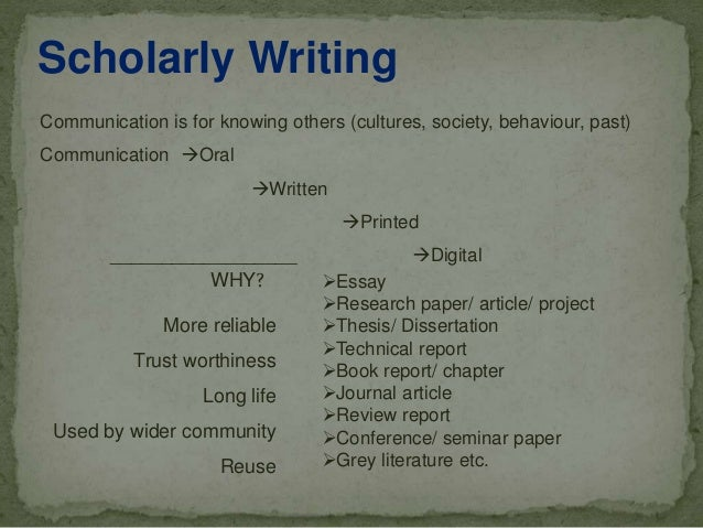 Dissertation Community Trust