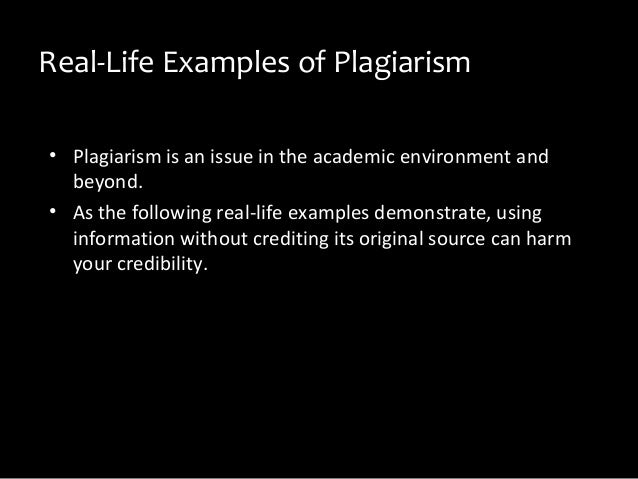 Plagiarism How To Avoid It