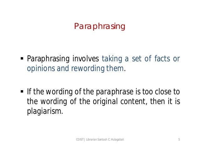 an understanding of plagiarism Understanding and avoiding plagiarism what is plagiarism having a clear definition of plagiarism can do more than help you avoid it.