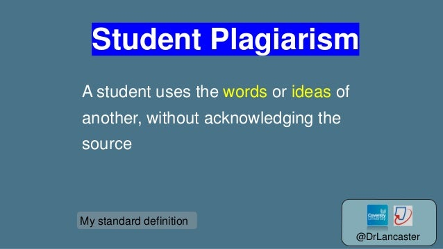 the reason of plagiarism in higher The boundaries of accidental plagiarism  one in the journal of asian public policy and the other in excellence in higher  there's no reason for plagiarism to.