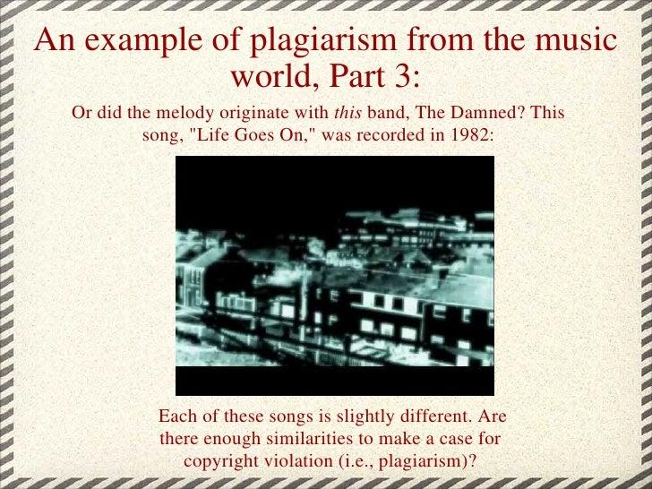 Plagiarism Portfolio