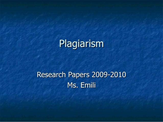 Plagiarism & Evaluating websites