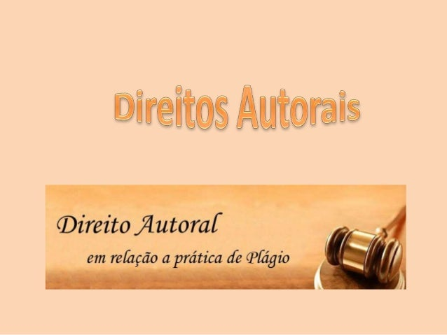 O que é? Direito autoral é um conjunto de benefícios que visam a proteção dos direitos do autor. A criação de um autor é p...