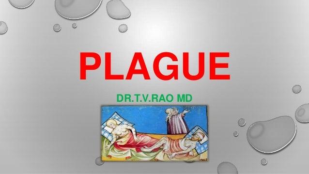 PLAGUE DR.T.V.RAO MD