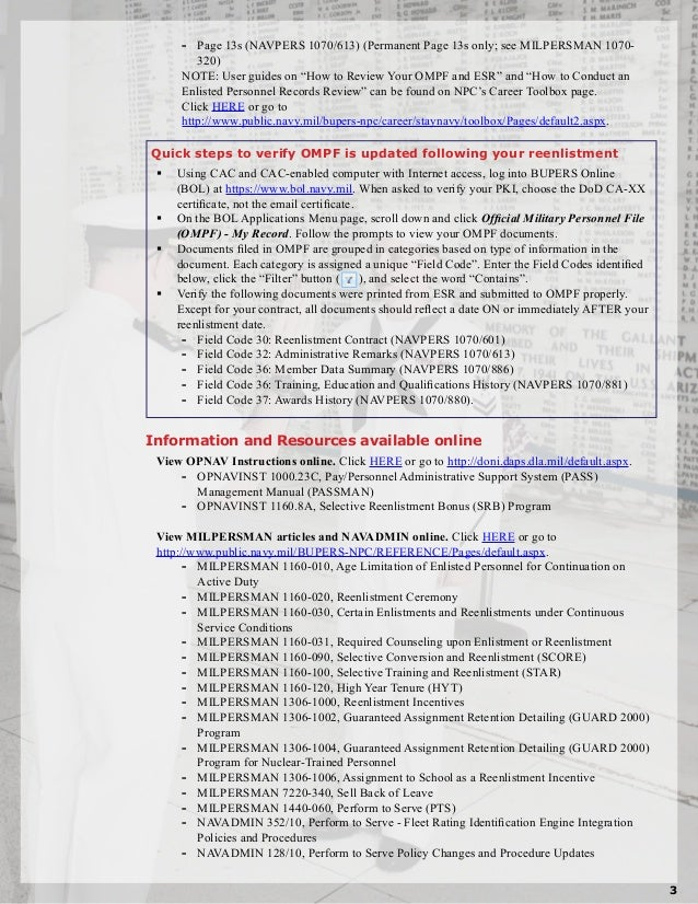 Plain talk reenlistment start to finish (feb 2013)