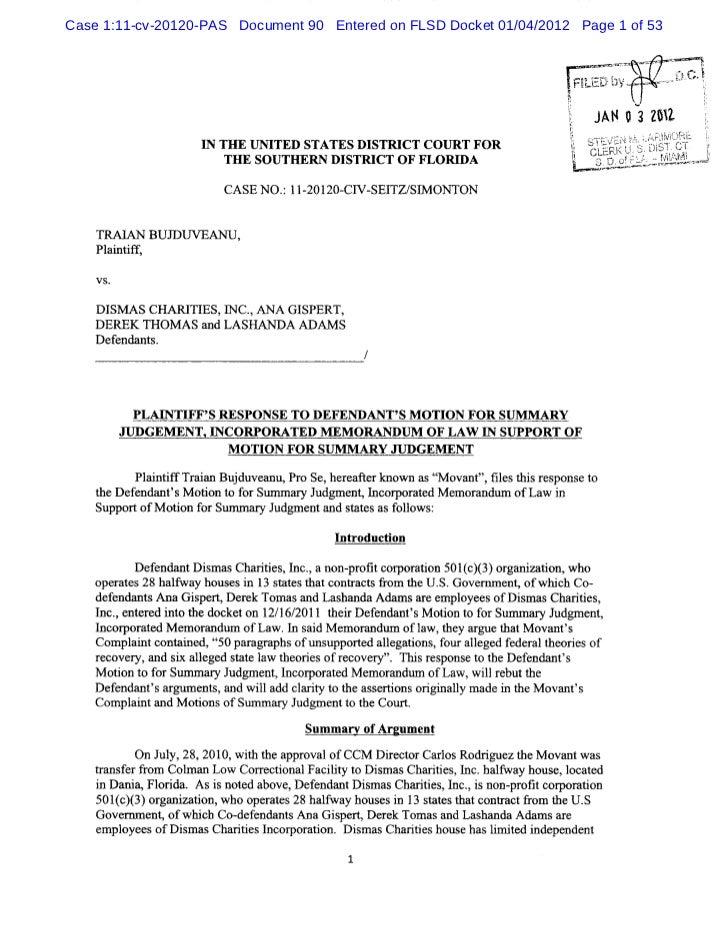 Case 1:11-cv-20120-PAS Document 90 Entered on FLSD Docket 01/04/2012 Page 1 of 53                                         ...