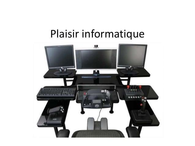 Plaisir informatique