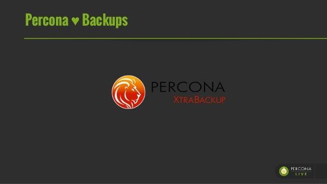 PLAM 2015 - Evolving Backups Strategy, Devploying pyxbackup Slide 3