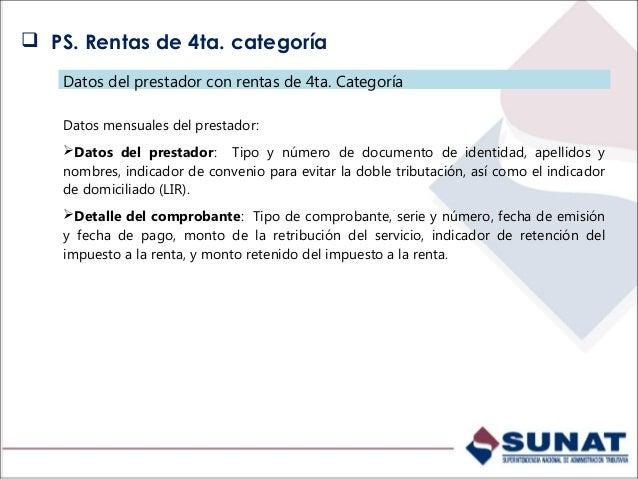 APLICATIVO PDT-PLANILLA ELECTRÓNICA PLAME Aprobado por la R.S. N°183-2011/SUNAT modificado por las R.S. Nros 211 y 212-201...