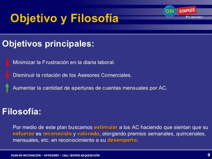 Plan De Motivación Officenet 2006