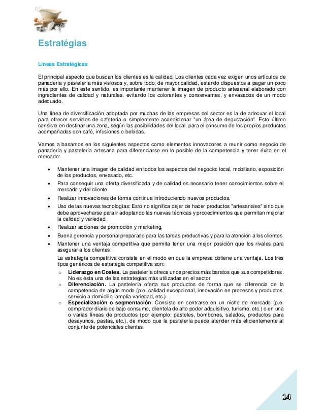 Plan de negocio en PDF
