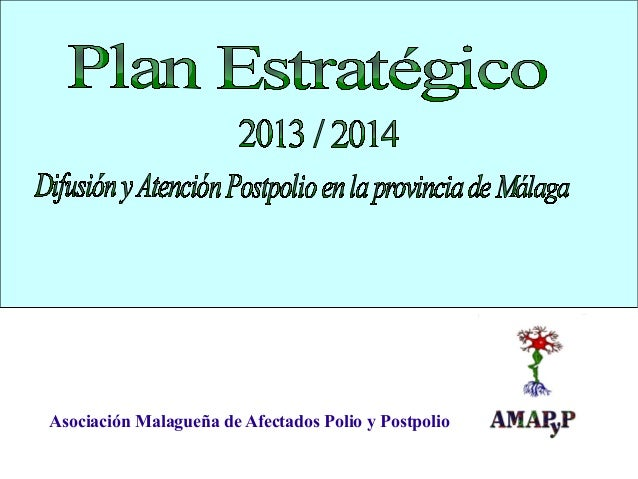Asociación Malagueña de Afectados Polio y Postpolio