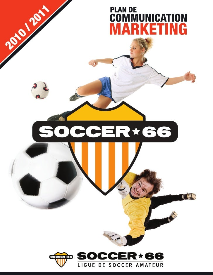 Plan de communication marketing - Soccer66 -