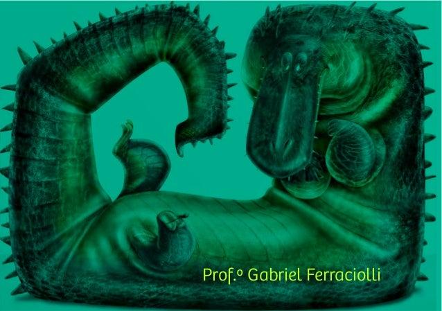 Prof.º Gabriel Ferraciolli
