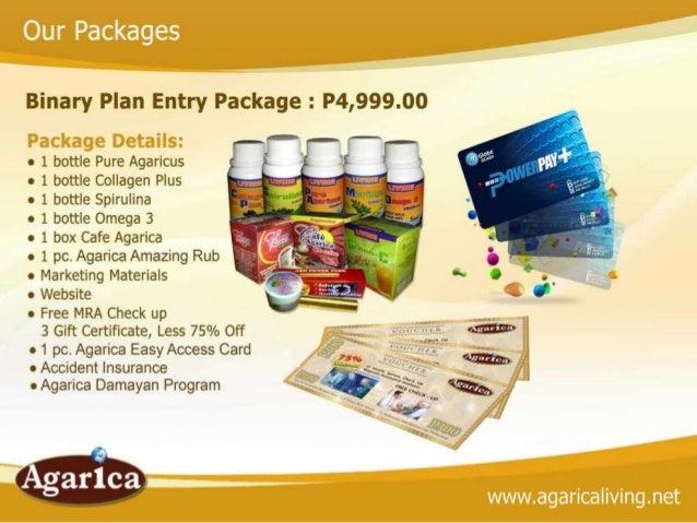 Agaricaliving Marketing Plan Slide 2