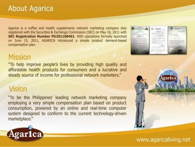 Agaricaliving Marketing Plan Slide 3
