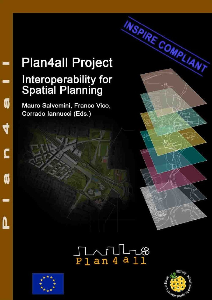 Plan4all ProjectInteroperability for Spatial Planning