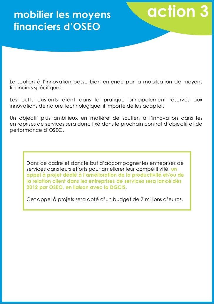 mobilier les moyens                                     action 3 financiers d'OSEOLe soutien à l'innovation passe bien ent...
