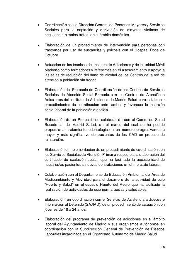 Plan de Adicciones de la Ciudad de Madrid 2017 2021 98b54d198a231