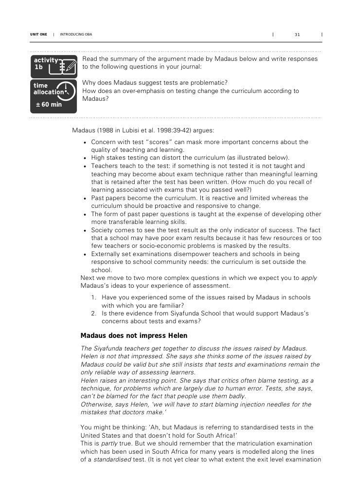 Plan and conduct assessment 31 publicscrutiny Images